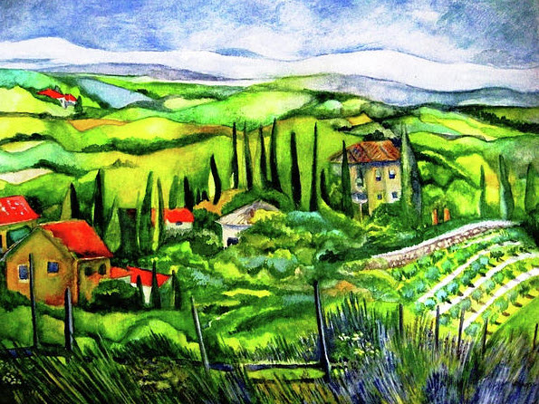 Tuscan Valley
